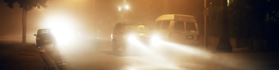 Conduce seguro en la niebla ¡Aquí te contamos cómo!