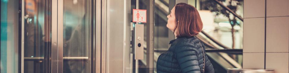Consejos para evitar accidentes en los ascensores
