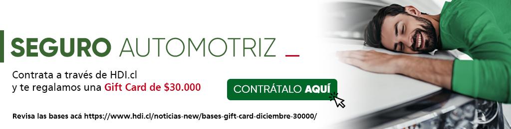 Bases Gift Card Diciembre $30.000