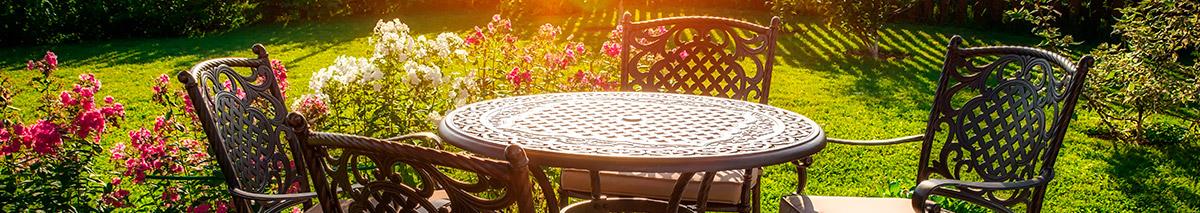 Estilos de terrazas para casas ideales para primavera/verano