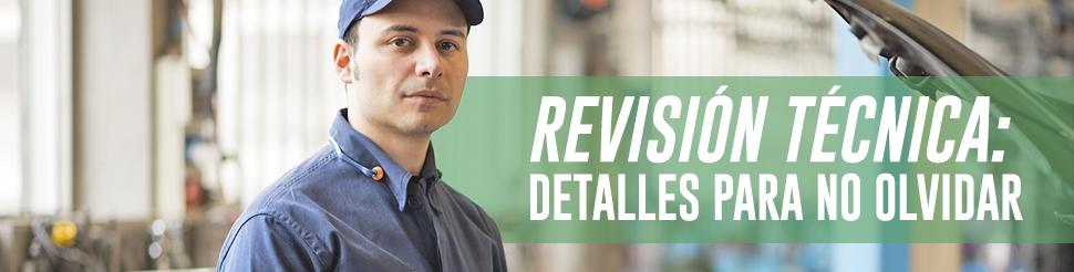 Revisión Técnica 2019: Apruébala con los siguientes tips