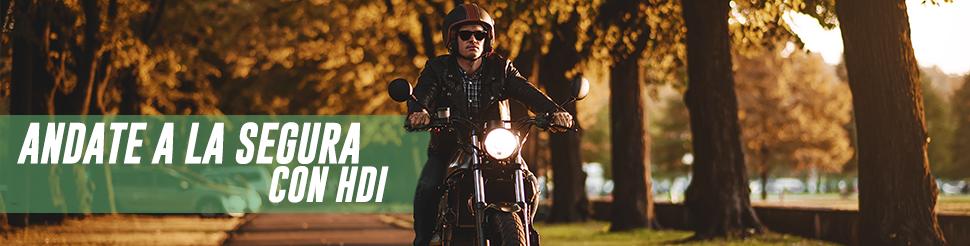 Precauciones al momento de conducir tu motocicleta